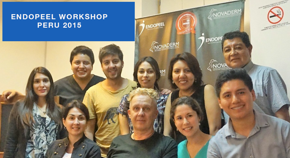 Endopeel Workshop in Peru