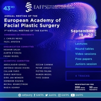 1 st virtual meeting of EAFPS